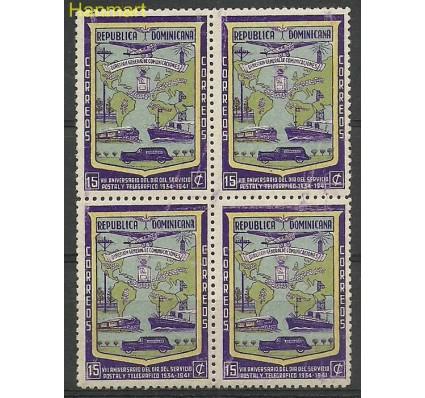 Znaczek Dominikana 1942 Mi 411 Czyste **
