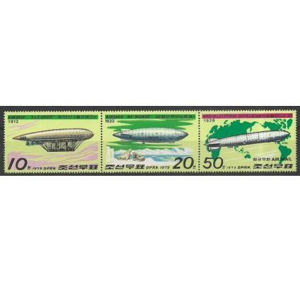 Znaczek Korea Północna 1979 Mi dre1816-1818 Czyste **