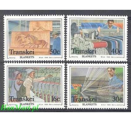 Transkei 1988 Mi 218-221 Czyste **