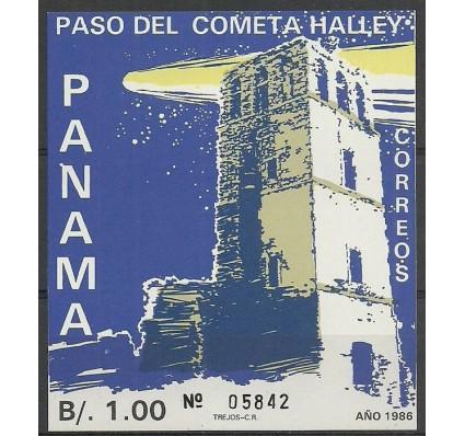 Znaczek Panama 1986 Mi bl123 Czyste **