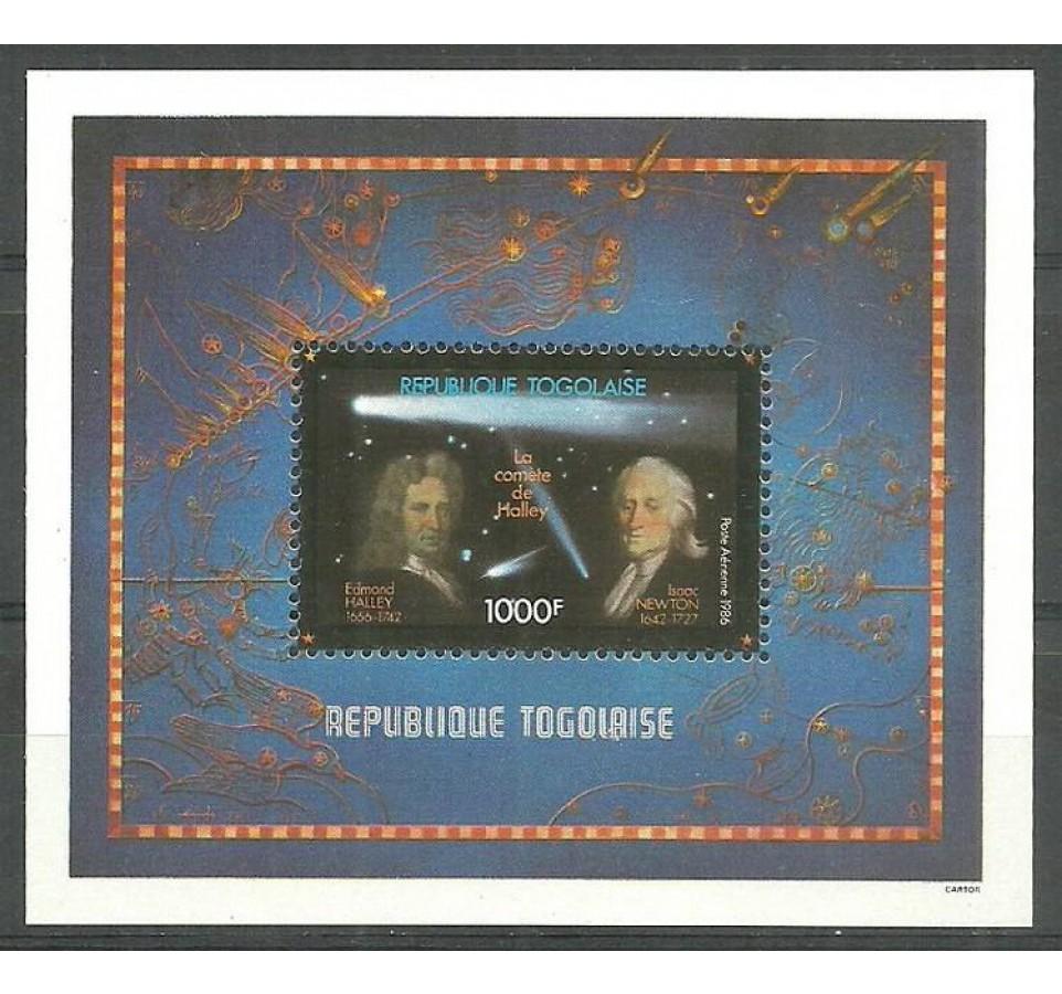 Togo 1986 Mi bl286 Czyste **
