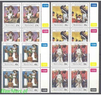 Transkei 1990 Mi 254-257 Czyste **