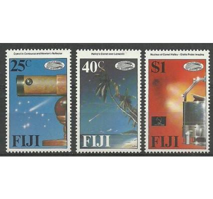 Znaczek Fidżi 1986 Mi 545-547 Czyste **