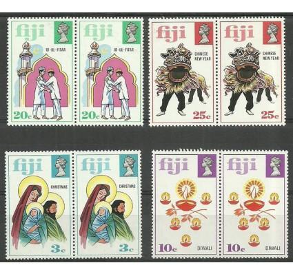 Znaczek Fidżi 1973 Mi par310-313 Czyste **