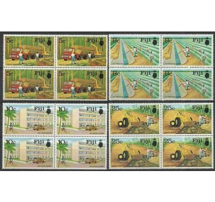 Znaczek Fidżi 1973 Mi vie306-309 Czyste **