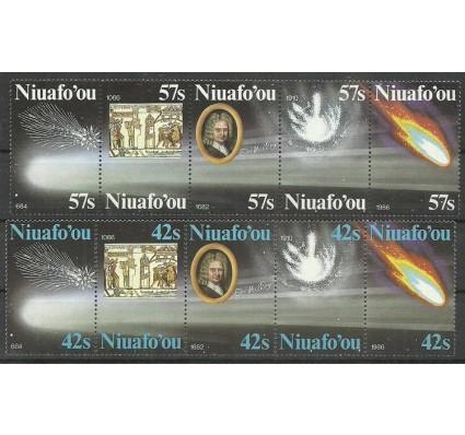 Znaczek Niuafo'ou 1986 Mi 65-74 Czyste **