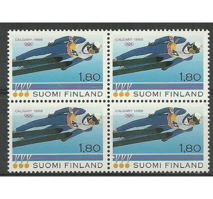 Znaczek Finlandia 1988 Mi 1049 Czyste **