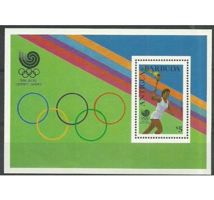 Znaczek Antigua i Barbuda 1988 Mi bl 147 Czyste **