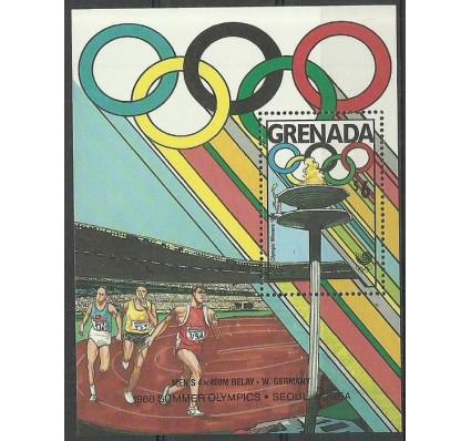 Znaczek Grenada 1988 Mi bl217 Czyste **