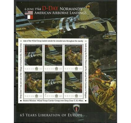 Znaczek Nevis 2011 Mi perark 2590 Czyste **