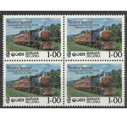 Znaczek Sri Lanka 1986 Mi vie726 Czyste **