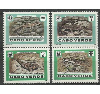 Znaczek Wyspy Zielonego Przylądka 1986 Mi 500-503 Czyste **