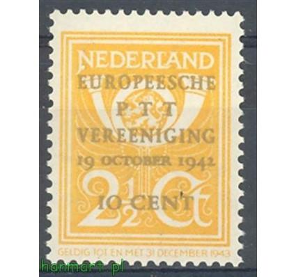 Holandia 1943 Mi 404 Czyste **
