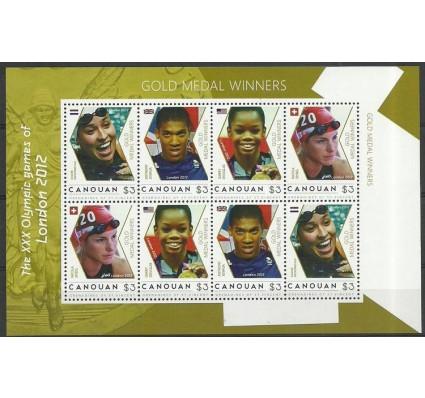 Znaczek St. Vincent i Grenadyny / Canouan 2011 Mi perark144 Czyste **