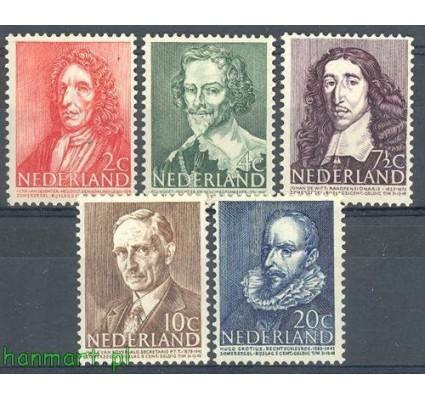 Holandia 1947 Mi 490-494 Czyste **
