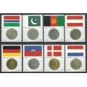 Narody Zjednoczone Wiedeń 2006 Mi 477-484 Czyste **