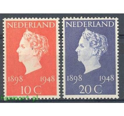 Holandia 1948 Mi 507-508 Czyste **