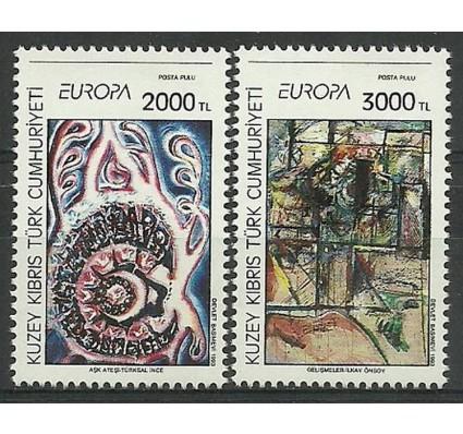 Znaczek Cypr Północny 1993 Mi 353-354 Czyste **