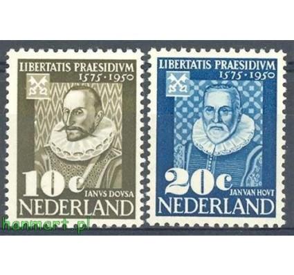 Holandia 1950 Mi 563-564 Czyste **