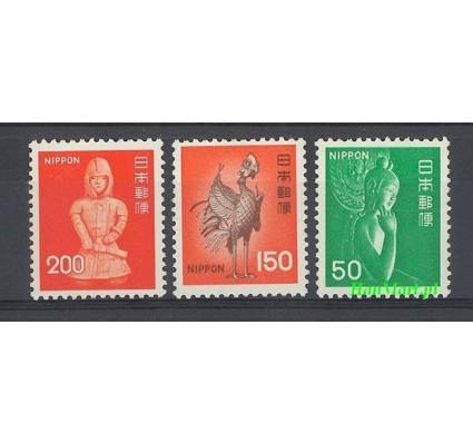 Znaczek Japonia 1976 Mi 1275-1277 Czyste **