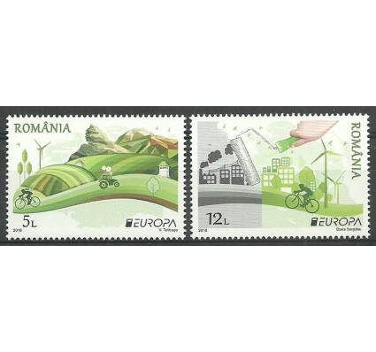Znaczek Rumunia 2016 Mi 7067-7068 Czyste **