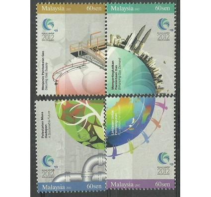 Znaczek Malezja 2012 Mi 1957-1960 Czyste **