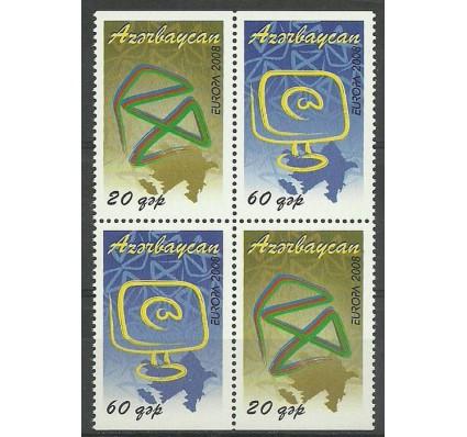 Znaczek Azerbejdżan 2008 Mi vie715-716D Czyste **