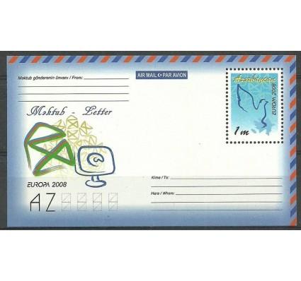 Znaczek Azerbejdżan 2008 Mi bl81 Czyste **