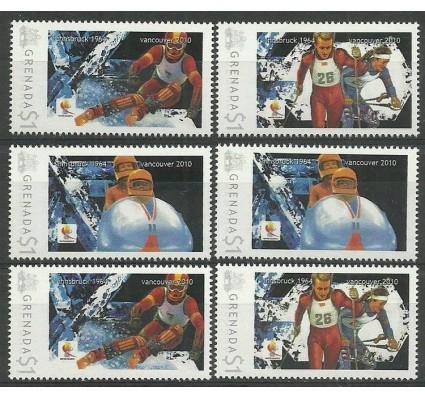 Znaczek Grenada 2009 Mi perA6179(G) Czyste **