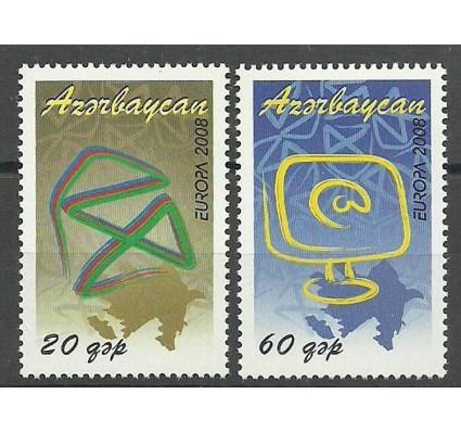 Znaczek Azerbejdżan 2008 Mi 715-716 Czyste **
