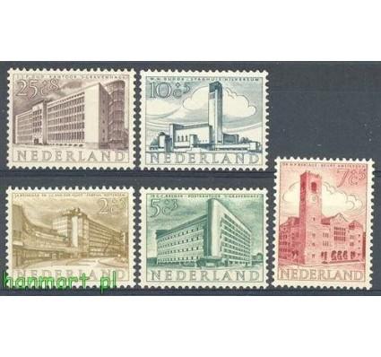 Znaczek Holandia 1955 Mi 655-659 Czyste **