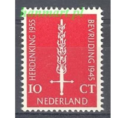 Holandia 1955 Mi 660 Czyste **