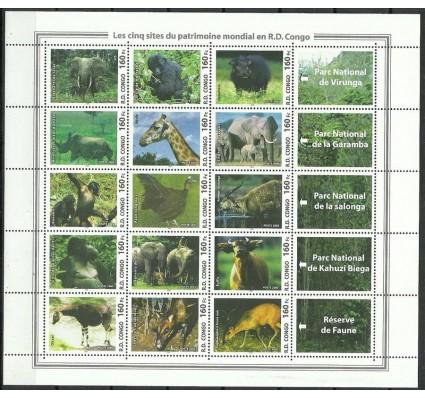 Znaczek Kongo Kinszasa / Zair 2005 Mi ark 1851-1865 Czyste **