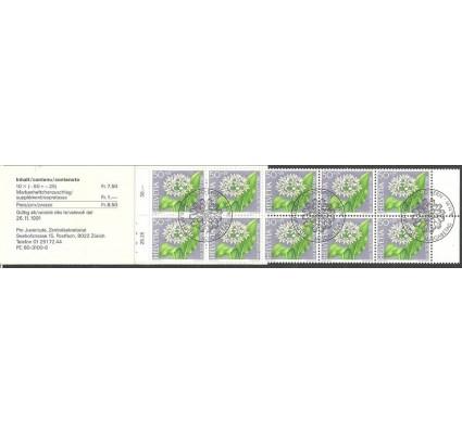 Znaczek Szwajcaria 1991 Mi mh 0-91 Stemplowane
