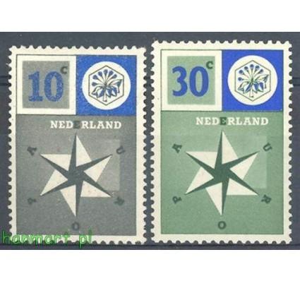 Holandia 1957 Mi 704-705 Czyste **