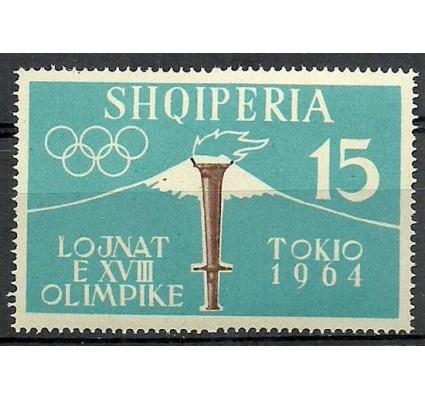 Znaczek Albania 1962 Mi 662 Czyste **