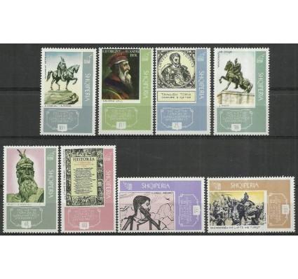 Znaczek Albania 1968 Mi 1239-1246 Czyste **