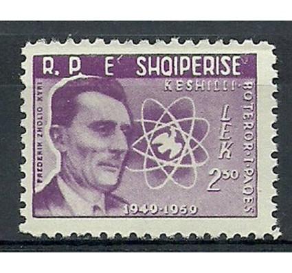 Znaczek Albania 1959 Mi 577 Czyste **