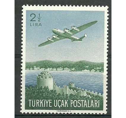 Znaczek Turcja 1950 Mi 1248 Z podlepką *