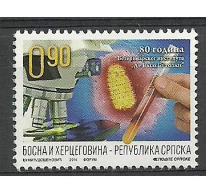Znaczek Republika Serbska 2014 Mi 626 Czyste **