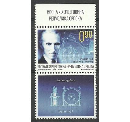 Znaczek Republika Serbska 2013 Mi zf612 Czyste **