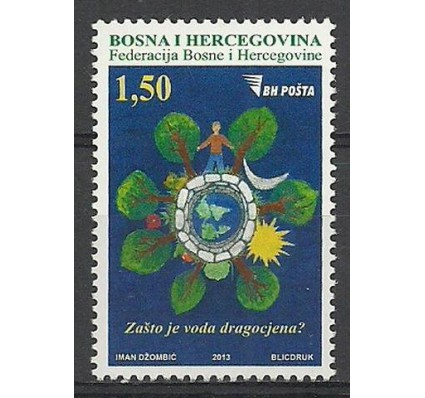 Znaczek Bośnia i Hercegowina 2013 Mi 633 Czyste **