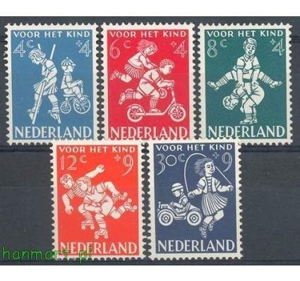 Znaczek Holandia 1958 Mi 723-727 Czyste **