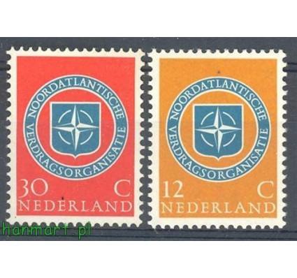 Holandia 1959 Mi 728-729 Czyste **