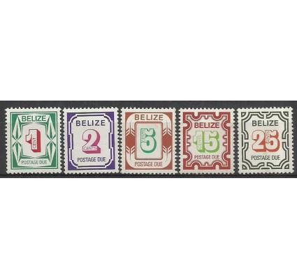 Znaczek Belize 1976 Mi por6-10 Czyste **