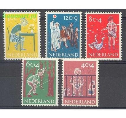 Holandia 1959 Mi 739-743 Czyste **