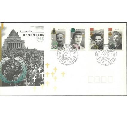Znaczek Australia 1995 Mi 1469-1472 FDC