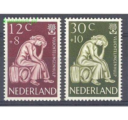 Holandia 1960 Mi 744-745 Czyste **