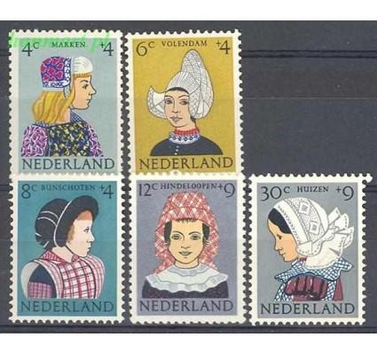 Holandia 1960 Mi 755-759 Czyste **