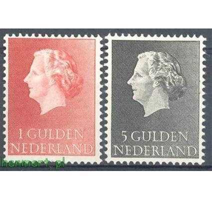 Znaczek Holandia 1954 Mi 647-648 Czyste **